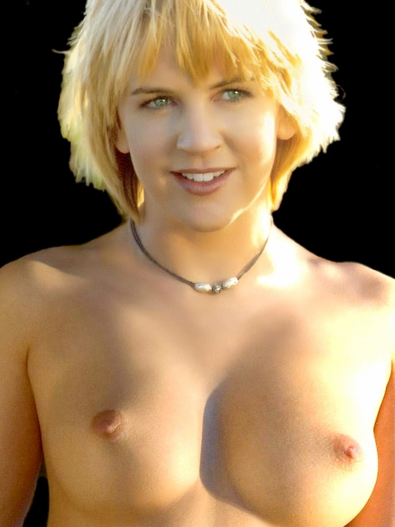 Nude transsexual
